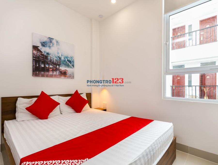 Căn hộ cho thuê đầy đủ tiện nghi ngay trung tâm Phú Nhuận