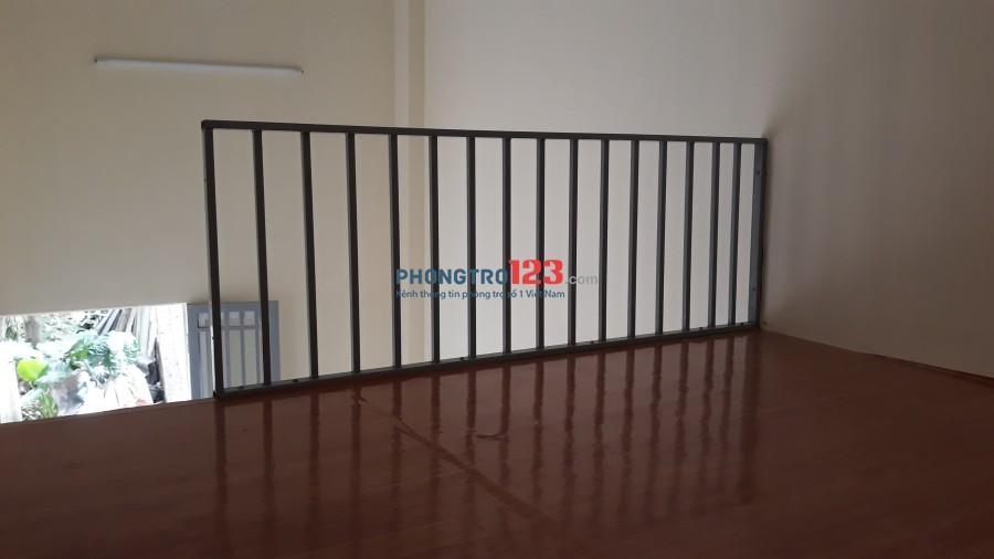 Phòng trọ mới xây khép kín + gác xép (Tổ 5 Thượng Thanh gần Ga Gia lâm)