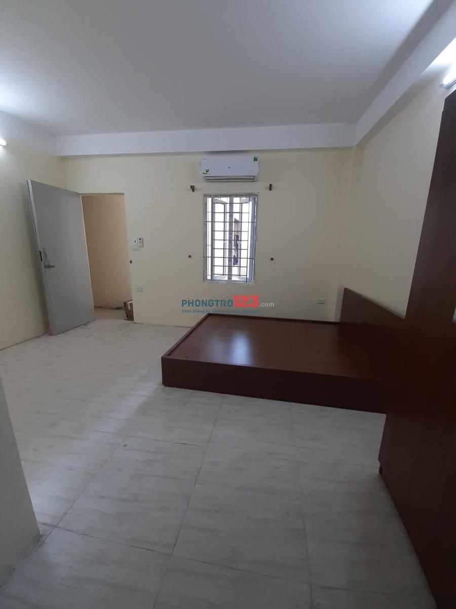 Cho thuê căn hộ mới xây khép kín số 110 Đào Tấn