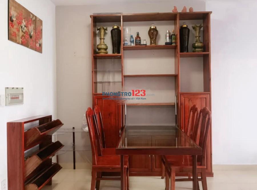 Chính chủ cho thuê căn hộ Thủ Thiêm Sky Q2, Full nội thất 40m2 1pn. Giá 8.5tr/tháng