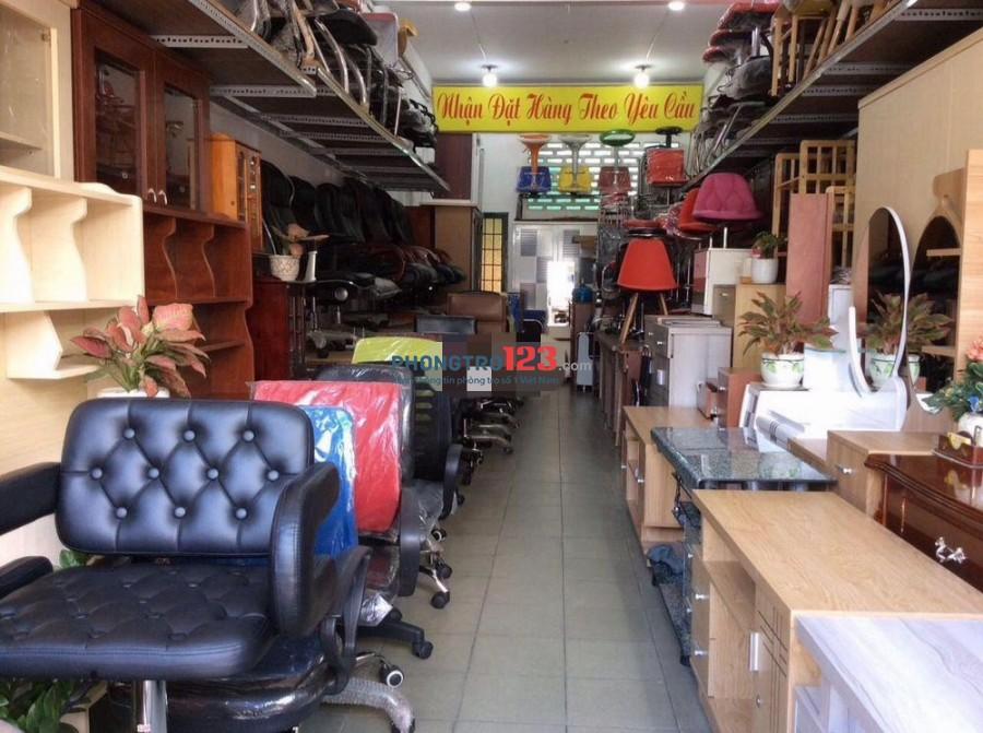Cho thuê mặt bằng kinh doanh 35m2 mặt tiền 162i Trường Chinh, P.12, Q.Tân Bình