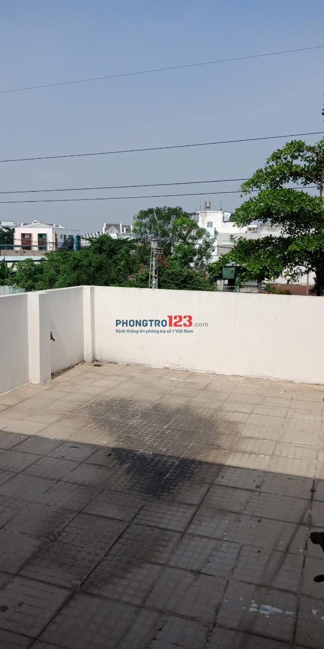 Cho thuê nhà nguyên căn 2 lầu 3pn hẻm xe tải 4x12 Hẻm 354 Phan Văn Trị, P.11, Q.Bình Thạnh
