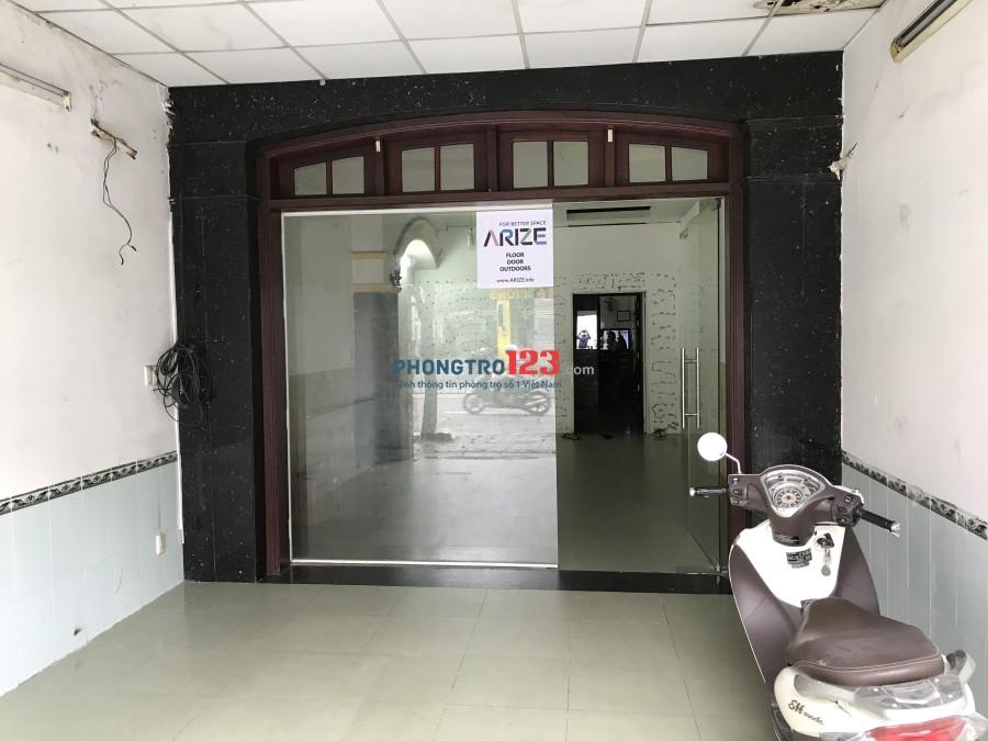 Cho thuê mặt bằng quận Gò Vấp, Phan Văn Trị , 49,5m2