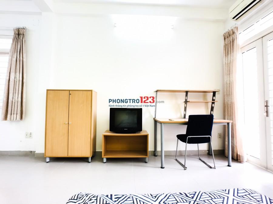 Phòng dịch vụ full nội thất Xô Viết Nghệ Tĩnh