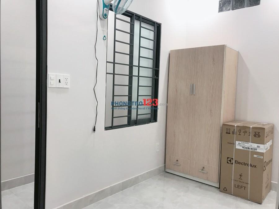 Tìm phòng trọ quận Gò Vấp, có tủ lạnh, mới xây 116/46 Dương Quảng Hàm, P.5, Gò Vấp