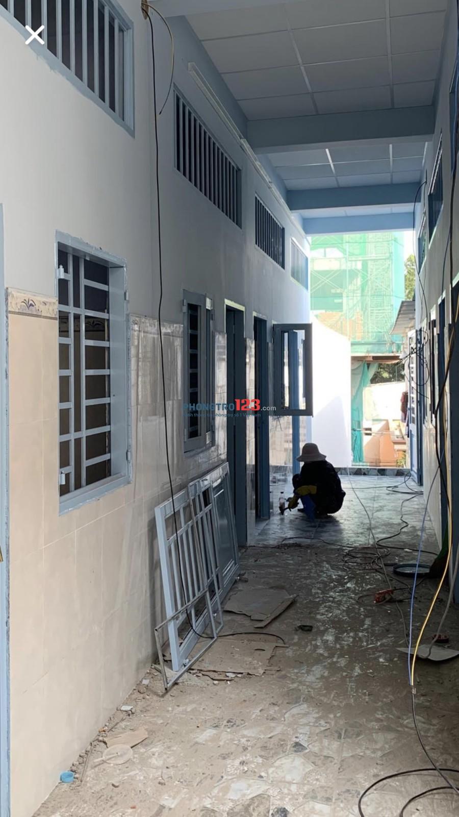Cho thuê phòng trọ vừa mới xây, mới 100%, sạch sẽ, tiện nghi tại 296/27 Đường Huỳnh Tấn Phát, P.Tân Thuận Tây, Quận 7