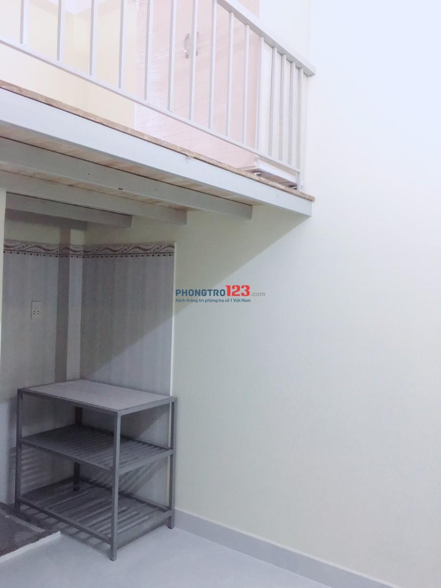 Phòng mới khép kín, giờ tự do, P.6, Q.Gò Vấp, giá chỉ từ 3,3 triệu