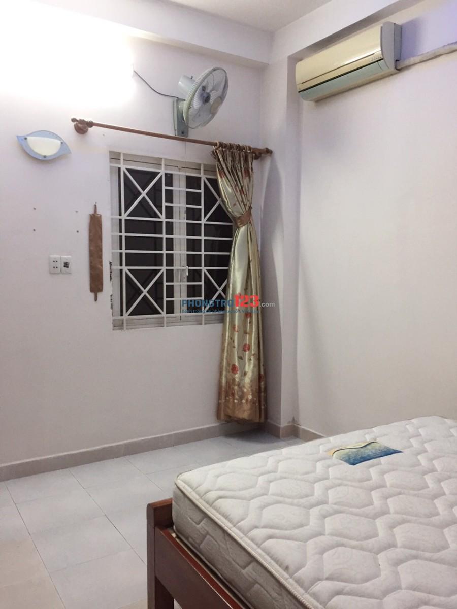 Phòng trọ Huỳnh Văn Bánh giờ giấc tự do, an ninh