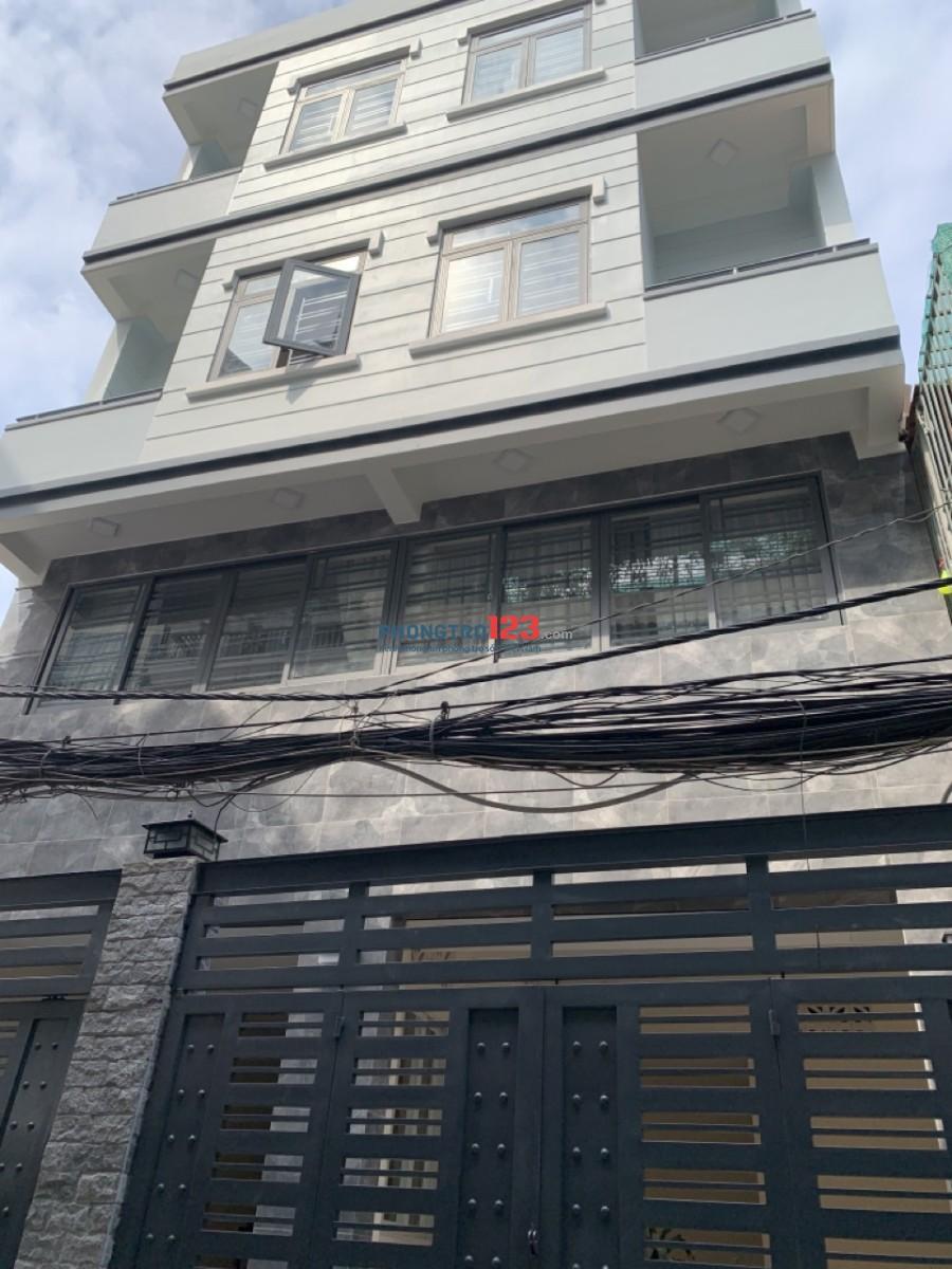 (Quận 7) Khu nhà ở Văn Minh, Yên tĩnh và An Ninh