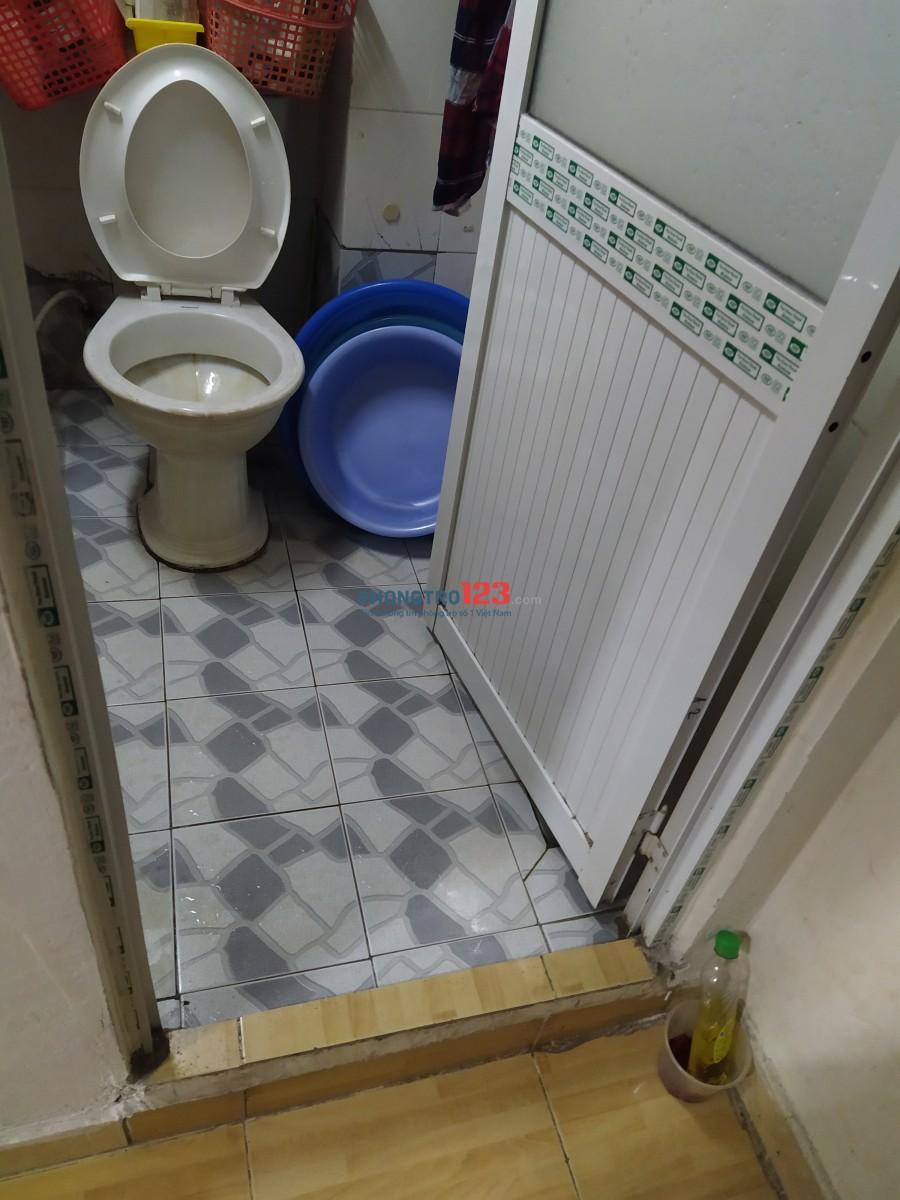 Tìm 1-2 nữ ở ghép đường Hoàng Hoa Thám, Tân Bình