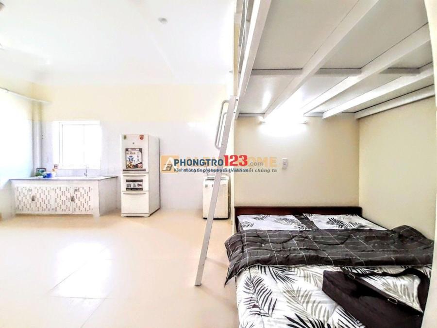 Căn hộ 1PN - 40m2 cho ở 5 người_Phòng mới 100% gần KCN Tân Bình