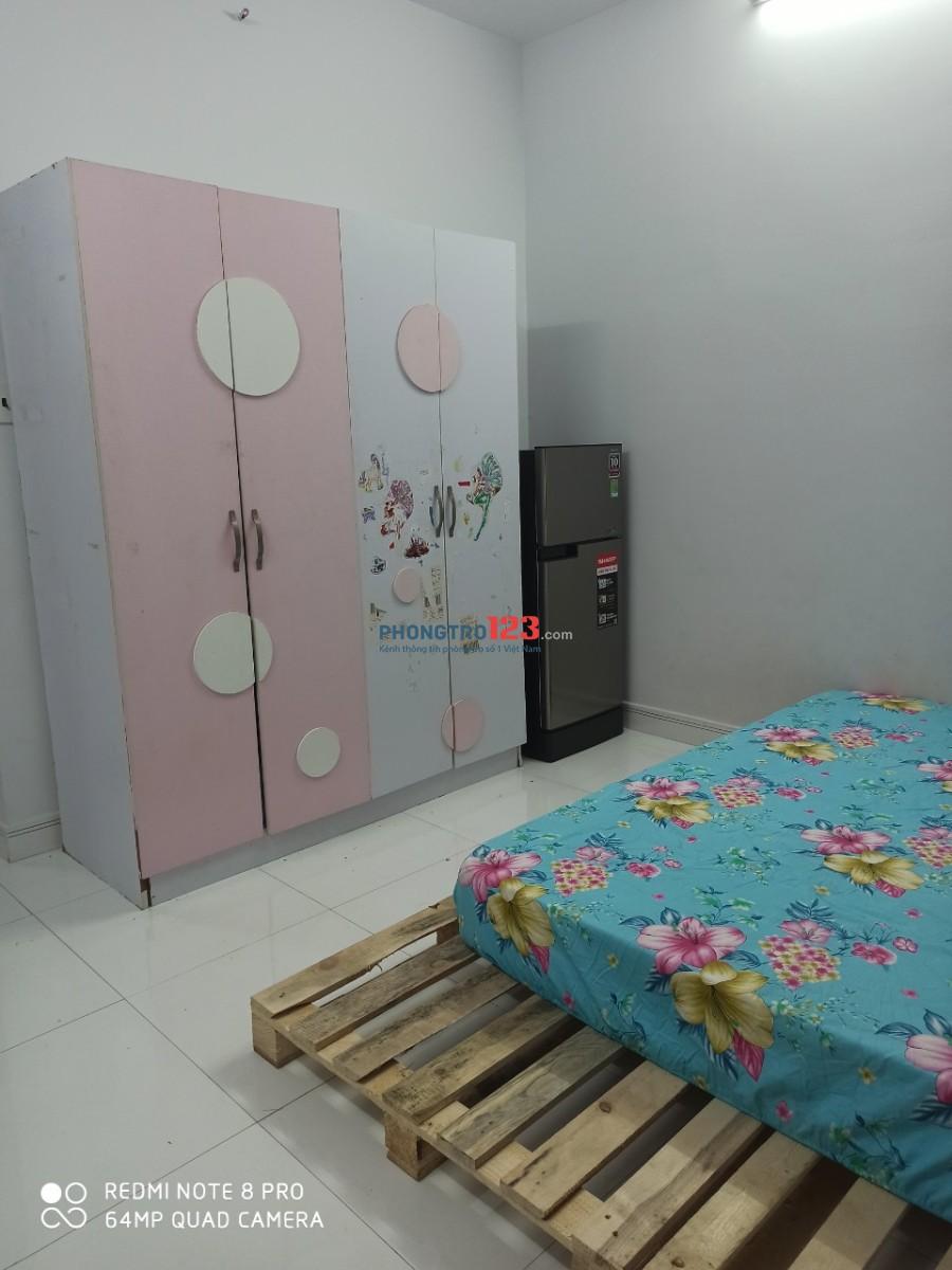 Phòng trọ full nội thất mới, sạch sẽ, yên tĩnh Quận 7