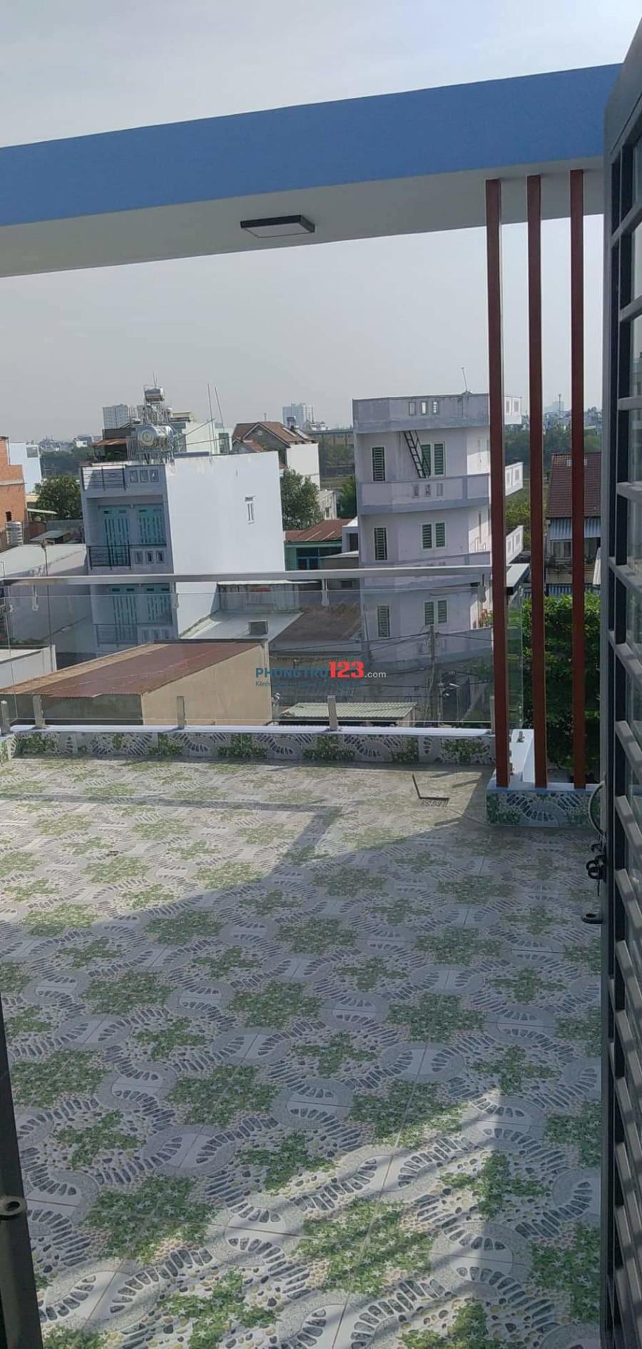 Phòng trọ mới xây đẹp xuất sắc quận Bình Tân, bao rẻ nhất khu vực