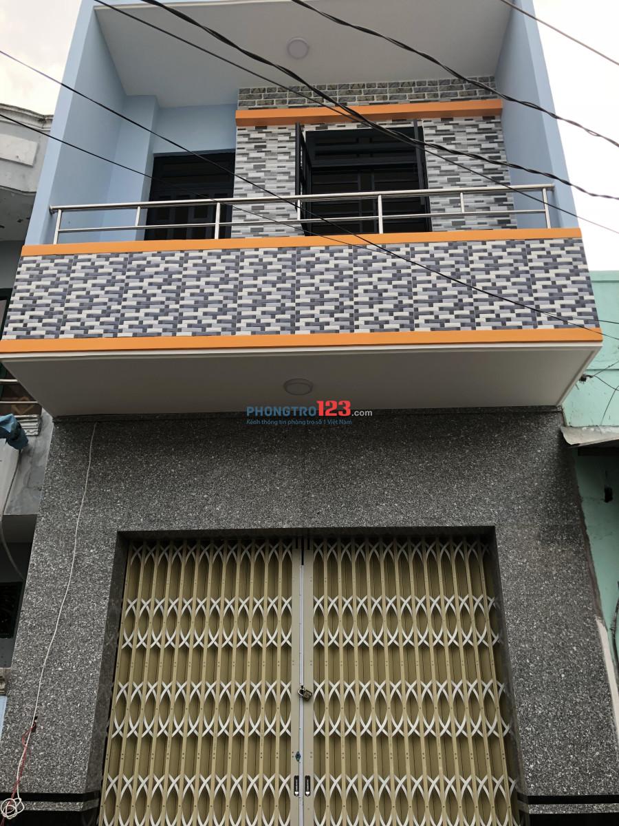 Cho thuê nhà 4x10 nguyên căn dài hạn (chính chủ)