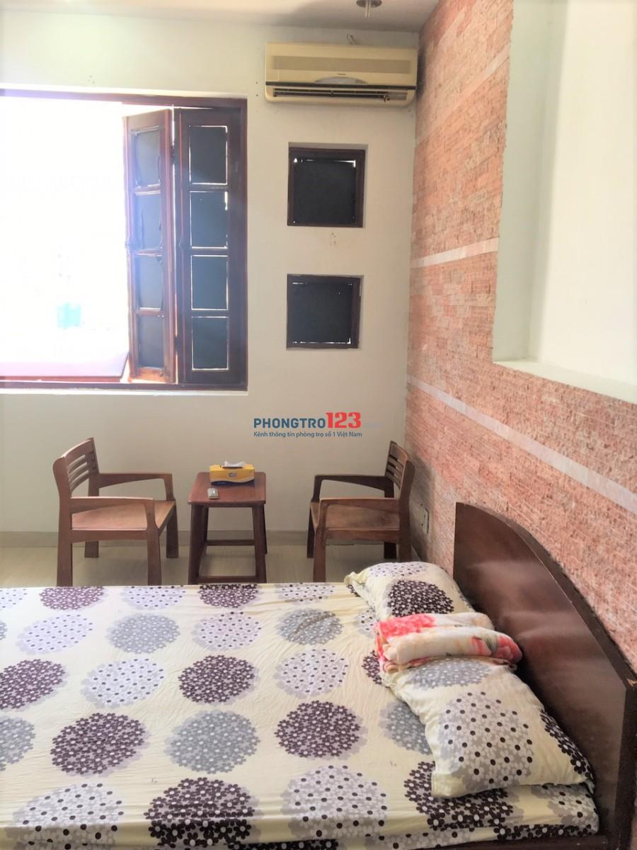 Cho thuê căn hộ mini đầy đủ nội thất đường Võ Thị Sáu, Quận 1