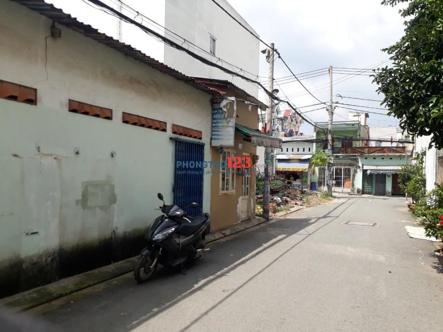 Nhà Bình Tân -110m² - 2 mặt tiền