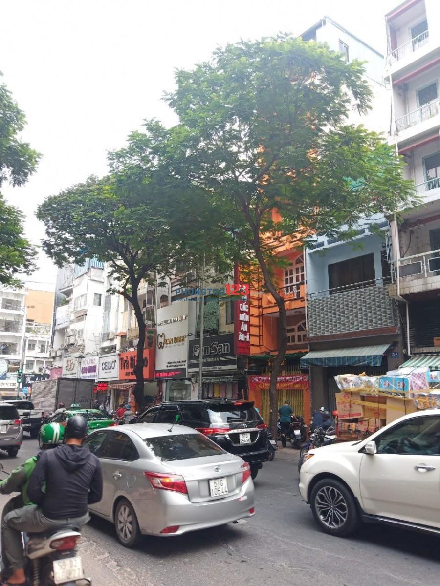 Cho thuê nhà nguyên căn tại mặt tiền, Lý Chính Thắng, quận 3