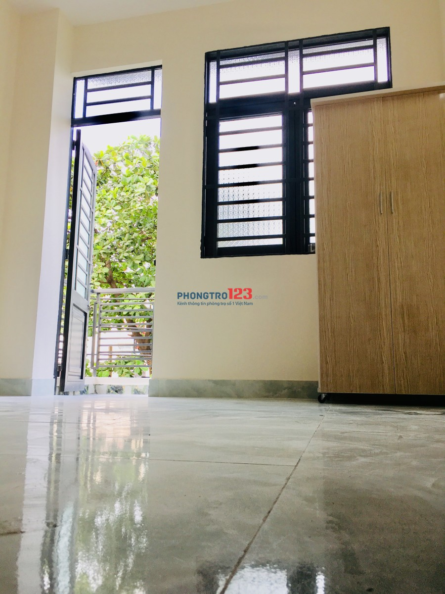 Cho thuê phòng mới xây 186 Lê Đình Thám, P.Tân Quý, Tân Phú