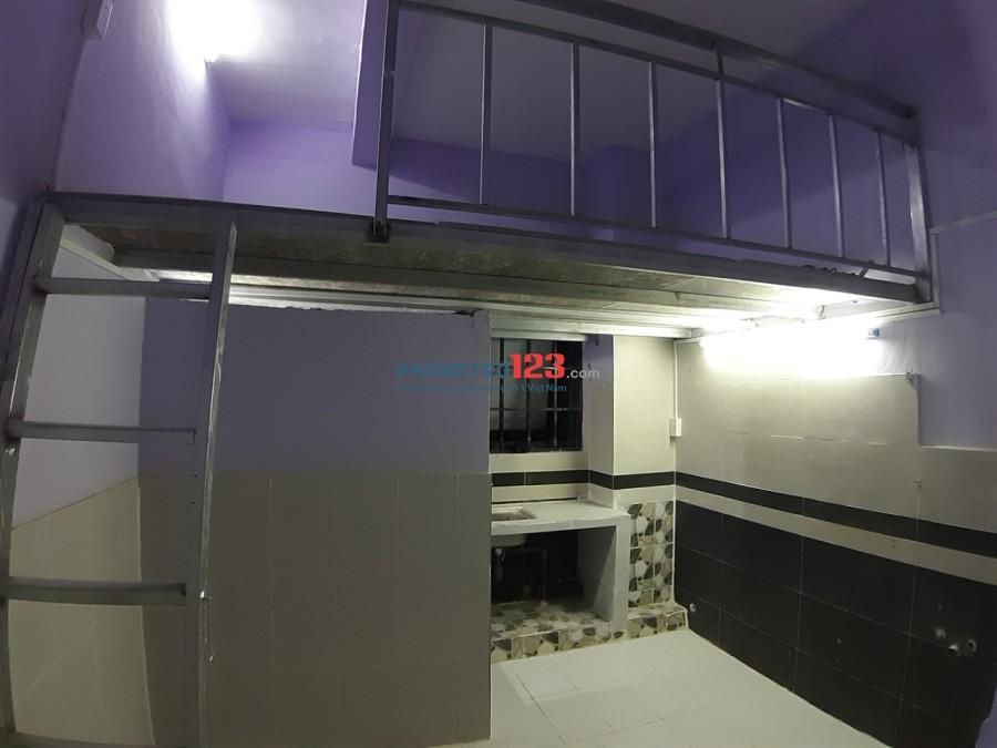 Cho thuê phòng mới giá rẻ 120/61 đường số 59, phường 14, Gò Vấp, TP.HCM
