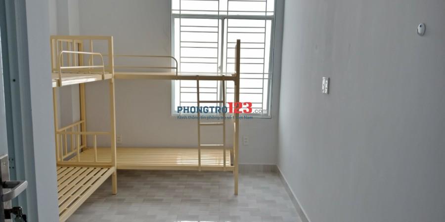 Cho thuê phòng giường tầng 298/28 Nơ Trang Long, P.12, Q.Bình Thạnh. Giá 1tr/tháng/người