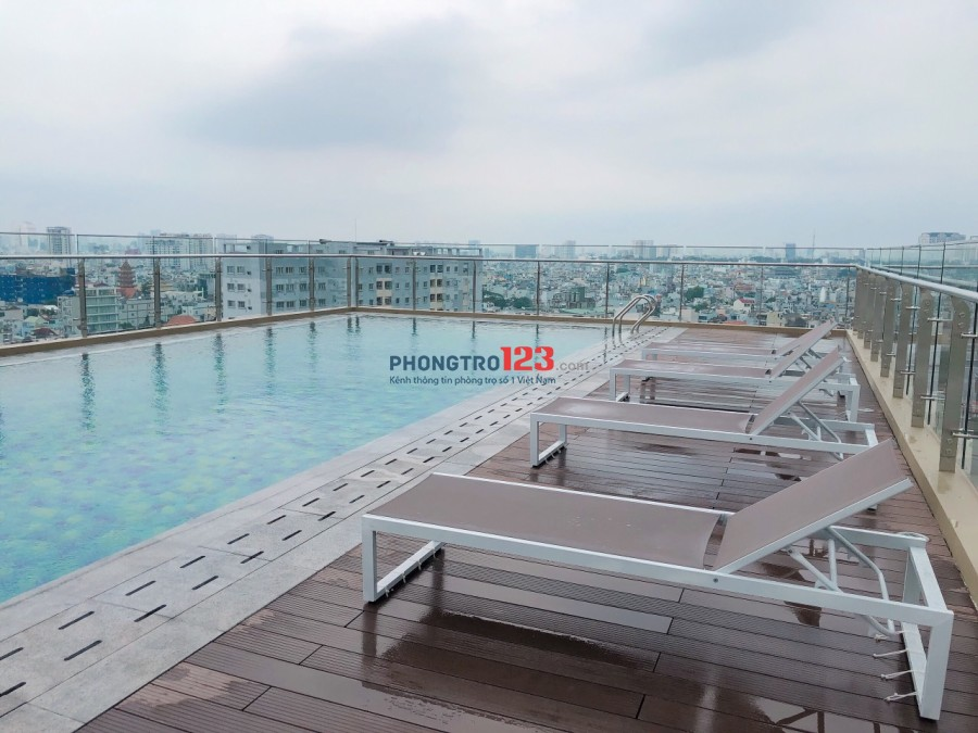 Chính chủ cho thuê căn hộ mới 69m2 2pn, 2wc tại Masteri M-one 12 Nguyễn Bỉnh Khiêm, Q.Gò Vấp
