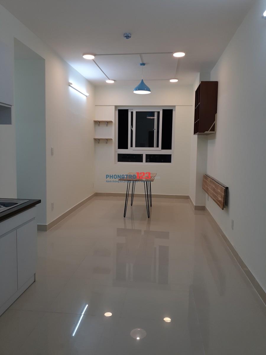 Cho thuê chung cư Topaz Home Q.12
