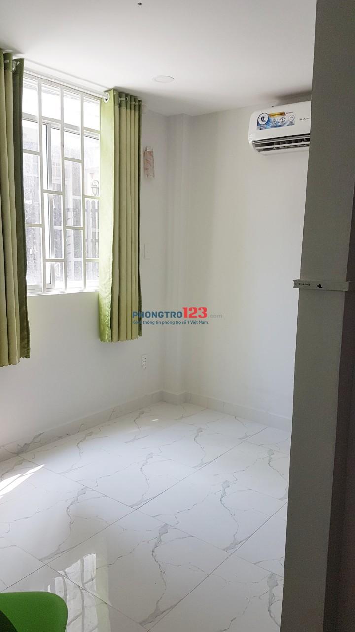 Phòng trọ cao cấp - Full nội thất quận Tân Bình