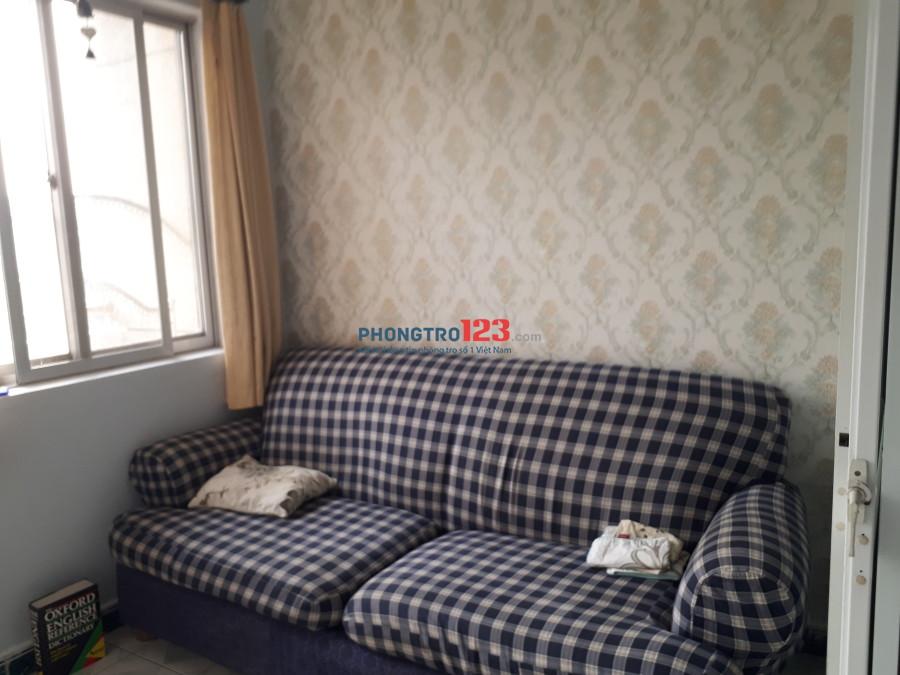 Cho thuê chung cư Ngô Tất Tố, Quận Bình Thạnh