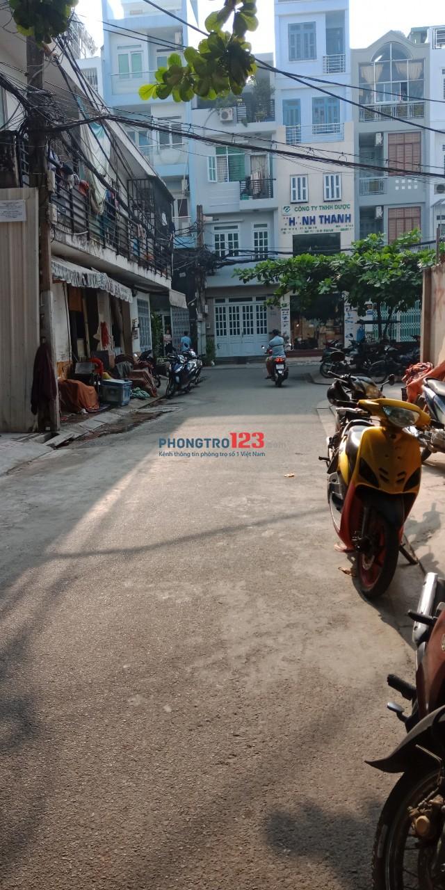 Phòng và mặt bằng kinh doanh nhà mới xây đường lớn tại 42/32 Nguyễn Giản Thanh, P.15, Q.10