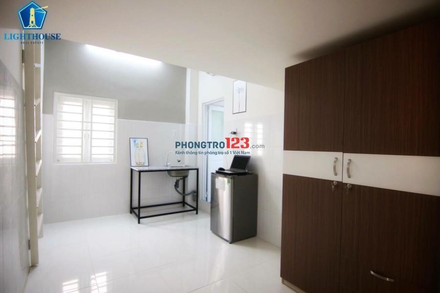 Căn hộ Full nội thất gần chung cư K26. Giá chỉ 3,5tr/tháng