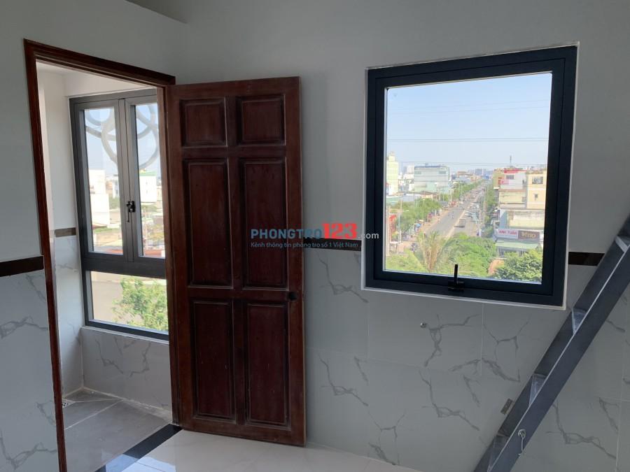 Phòng trọ giờ tự do, có thang máy, cực đẹp, cực rẻ, mới xây quận Bình Tân