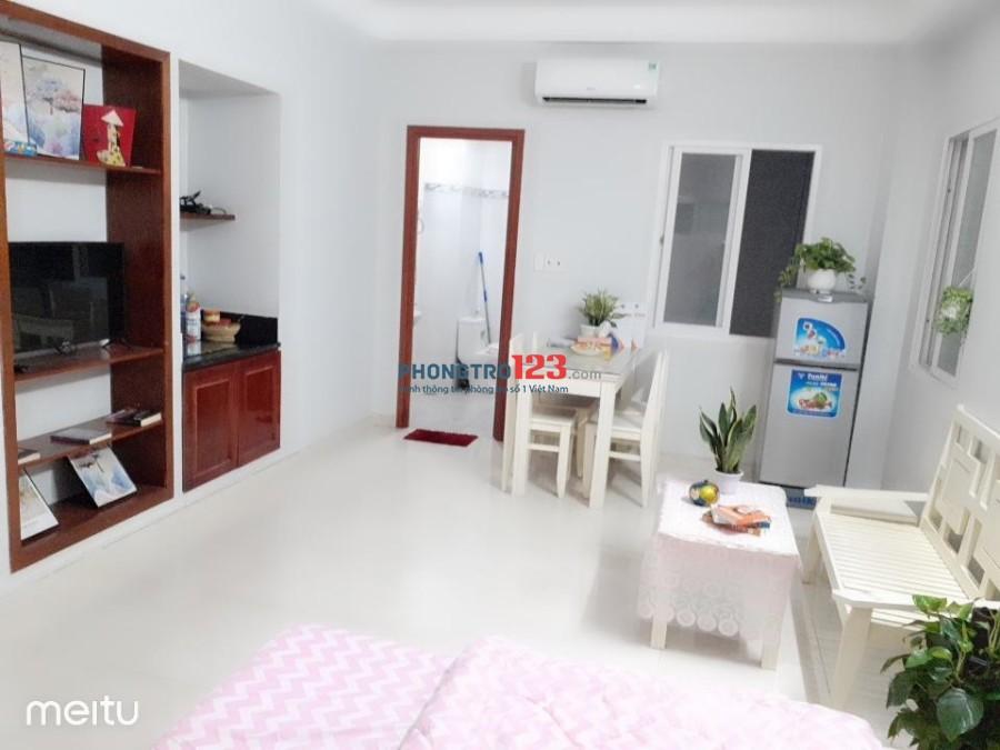 Căn hộ đẹp sạch sẽ, đầy đủ nội thất ở Nguyễn Sỹ Sách, quận Tân Bình