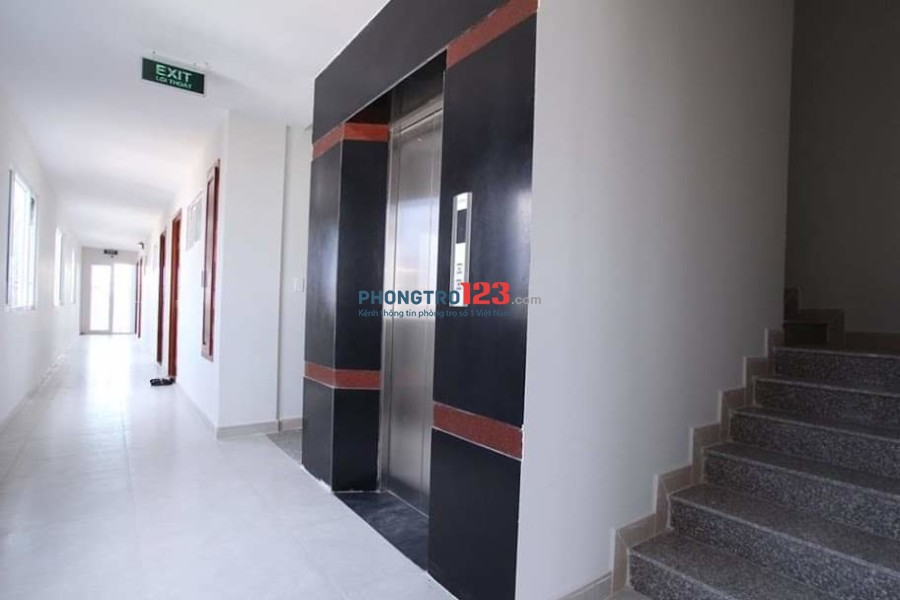 Cho thuê phòng mới xây ngay Gần Đầm Sen, Đường Hòa Bình. Giá 2tr3