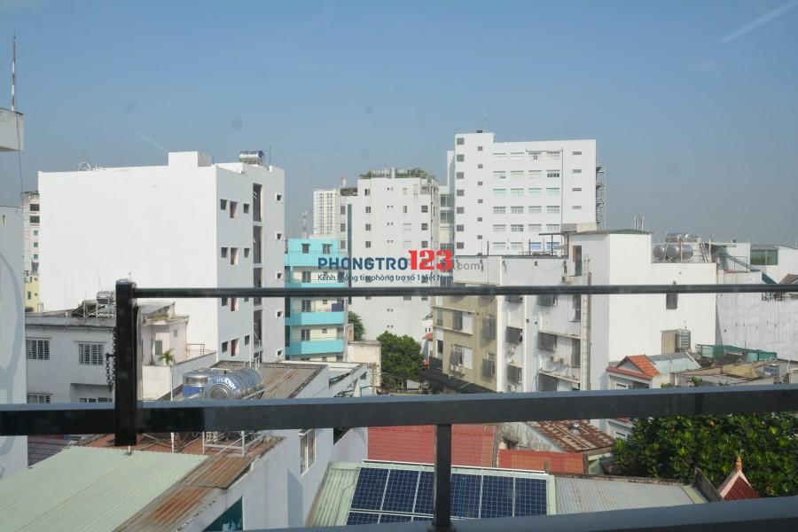 Căn hộ dịch vụ cao cấp mới xây, có ban công ở Nguyễn Xí, chỉ từ 4.2 tr/ tháng