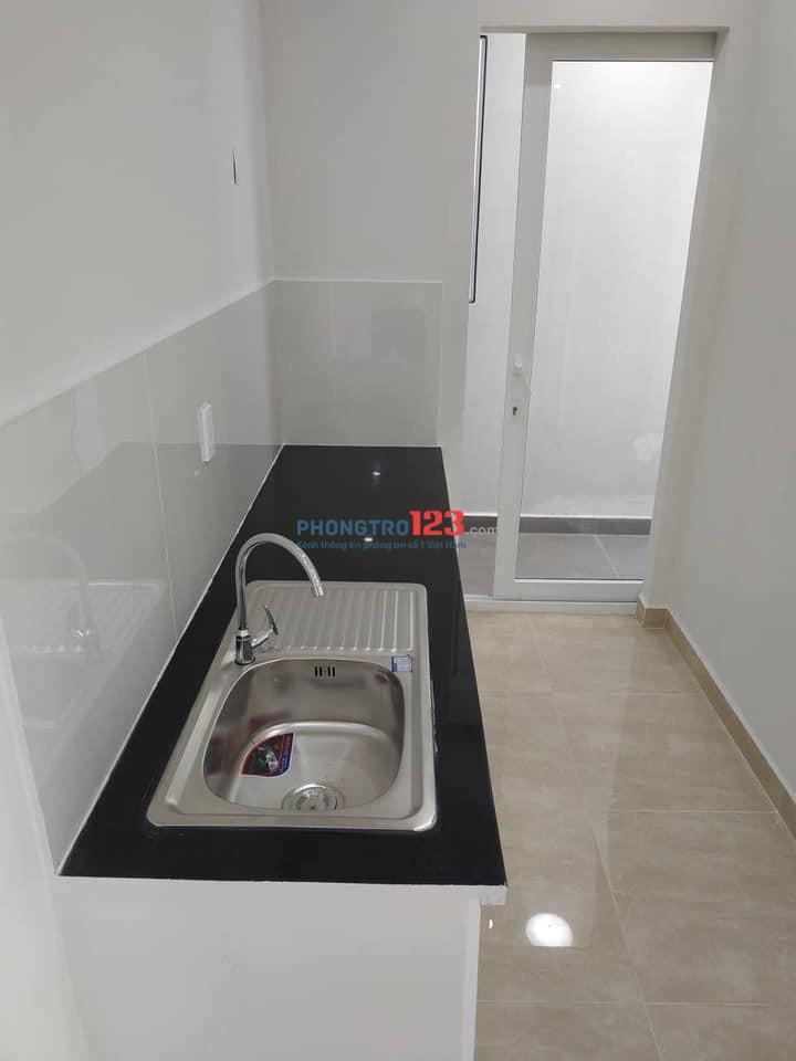 Cho thuê chung cư quận 8, có 2PN, 2 toilet