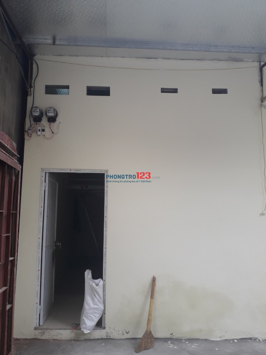 Cho thuê phòng trọ phố Hoa Bằng, quận Cầu Giấy rộng 33m2
