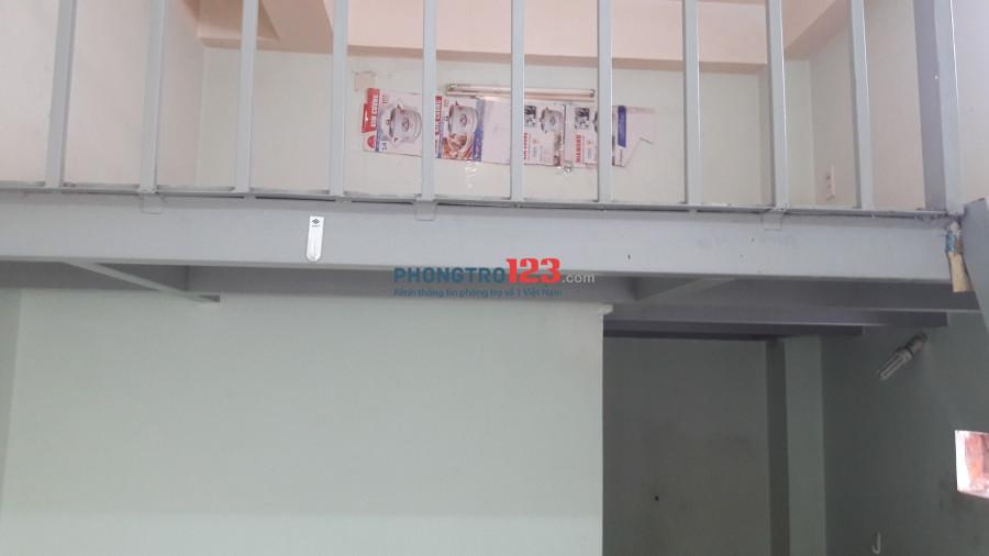 Cho nữ thuê phòng trọ, quận 8, đường Phạm Thế Hiển