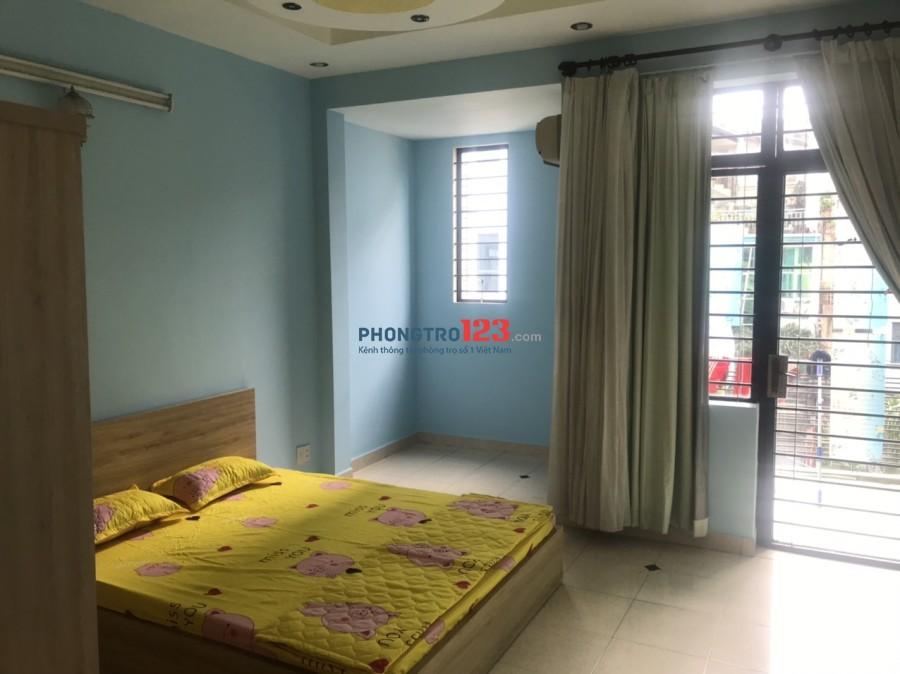 Cho thuê phòng đầy đủ nội thất hẻm xe tải tại 12/16 Đào Duy Anh, P.9, Q.Phú Nhuận