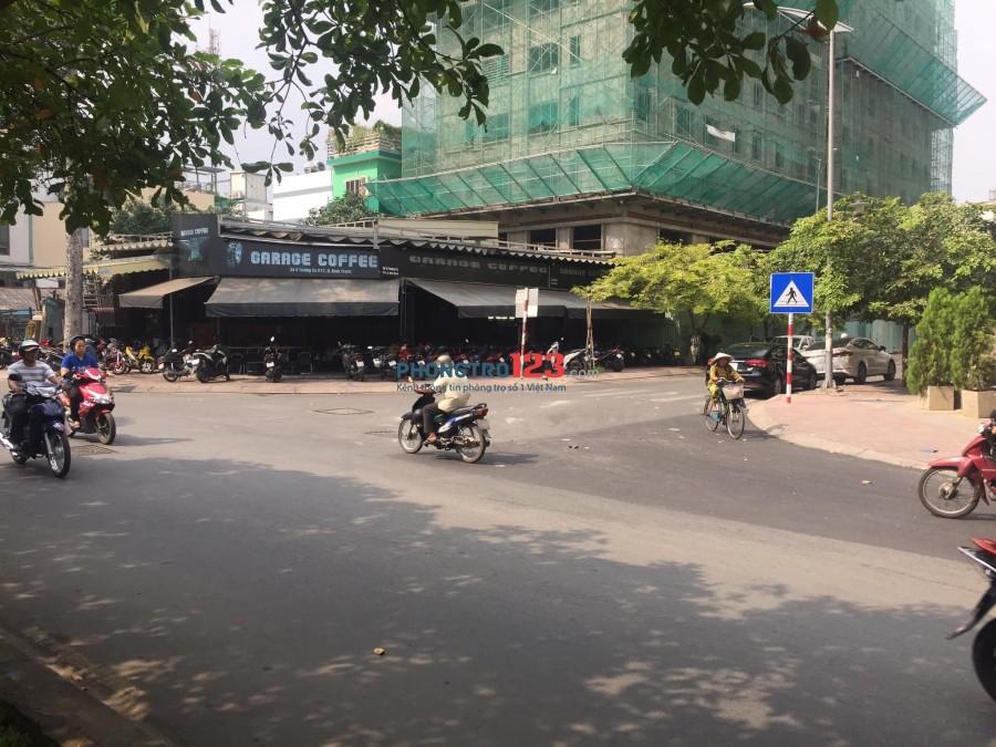 Cho thuê phòng trọ có gác 23m2 và 28m2 ở Nguyễn Cửu Vân, P.17, Q.Bình Thạnh