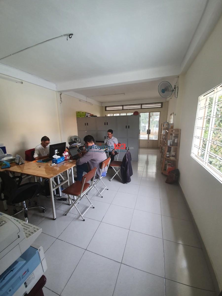 Cho thuê VPcty thích hợp mở phòng khám, dạy học