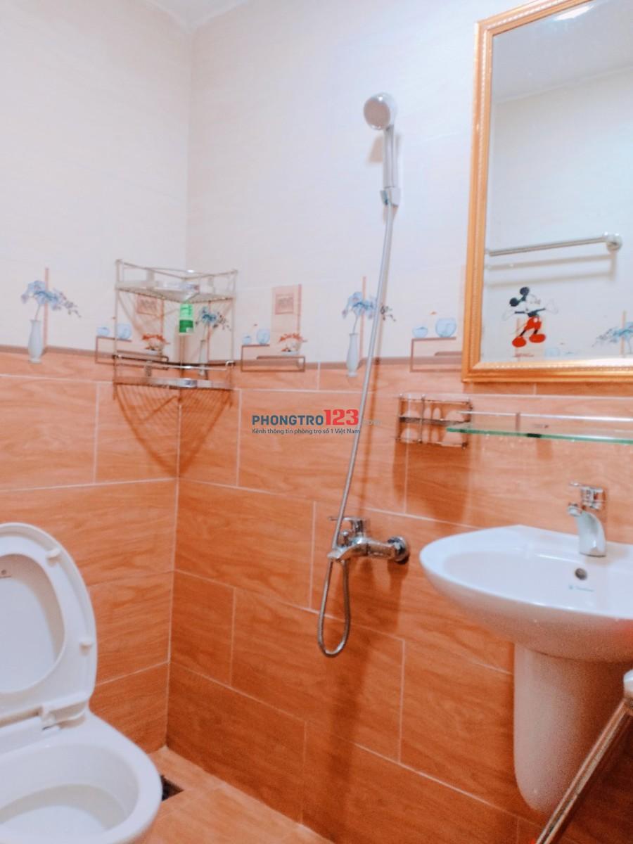 Cho thuê phòng trọ full nội thất , giá rẻ 231 Tân Sơn ,