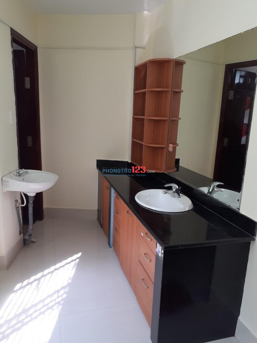 Cho thuê căn hộ chung cư mini chính chủ Phú nhuận 2PN - 2WC - 55m2