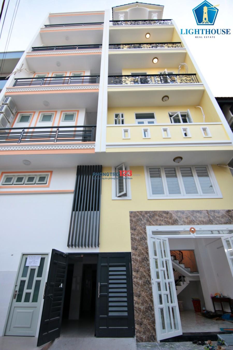 Căn hộ Full nội thất với giá chỉ 3.5tr/tháng cho thuê ngắn hạn - Dài hạn