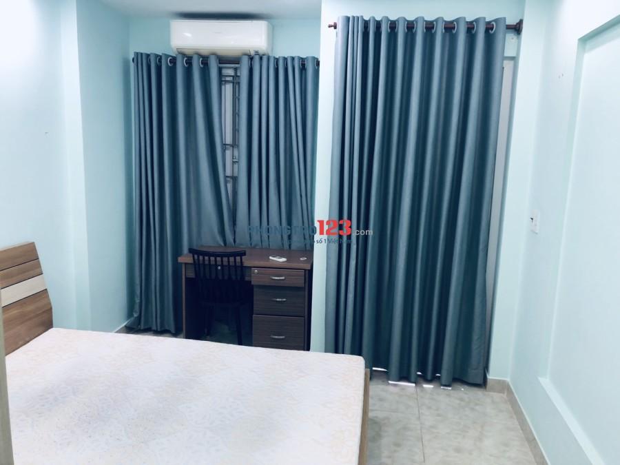 Cho thuê Phòng trọ Full nội thất đường Phan Văn Trị, Q5. Ngay Nguyễn Trãi