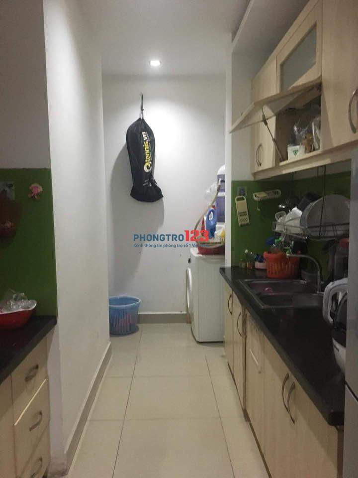 Cho thuê chung cư Good House 45 Trương Đình Hội, phường 16, quận 8, phòng 212