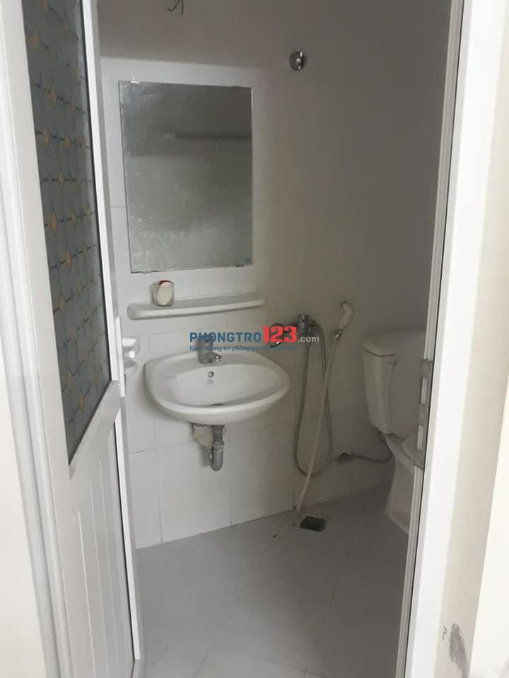 Cho thuê phòng trọ trong chung cư vui vẻ