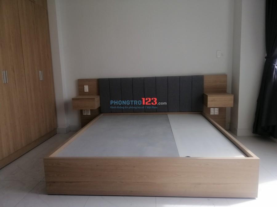 Phòng cho thuê cao cấp đầy đủ tiện nghi tại Khu Dân Cư Bông Sao - Q.8
