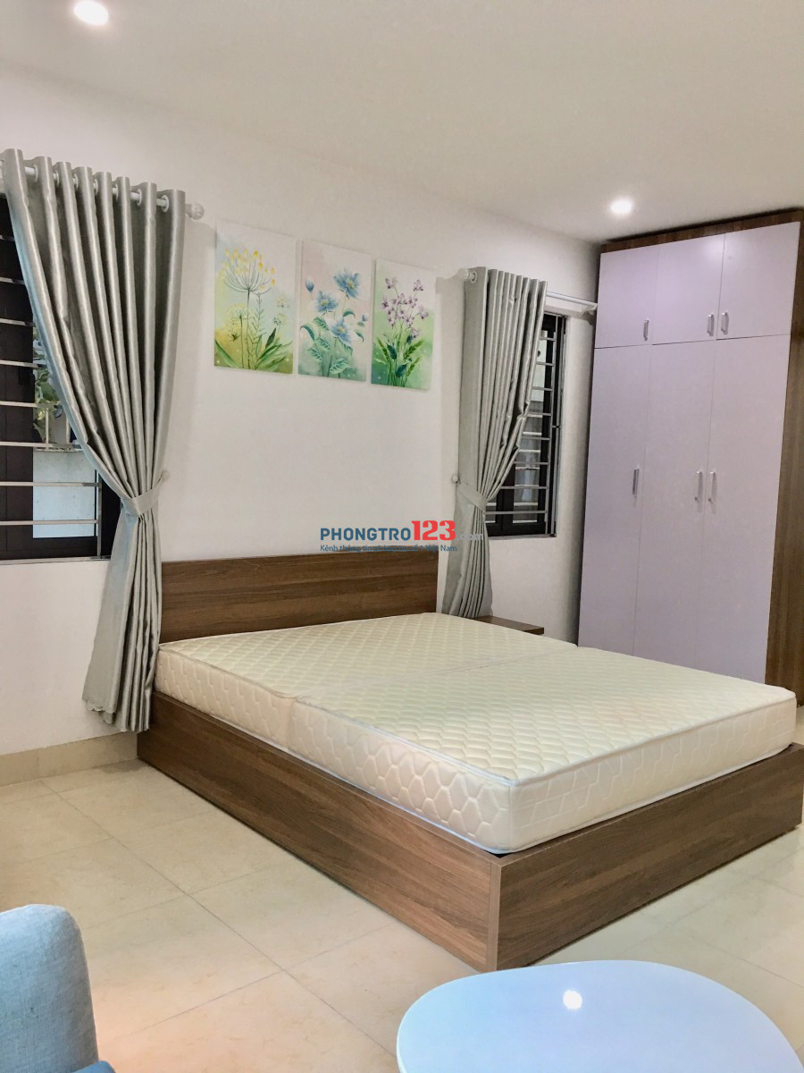 Chính chủ cho thuê căn hộ cao cấp gần chung cư Chu Văn An
