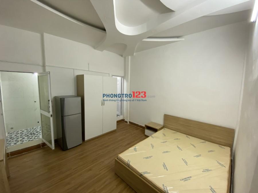 Cho thuê phòng trọ cao cấp, Full nội thất đường Nguyễn Trãi, Quận 5