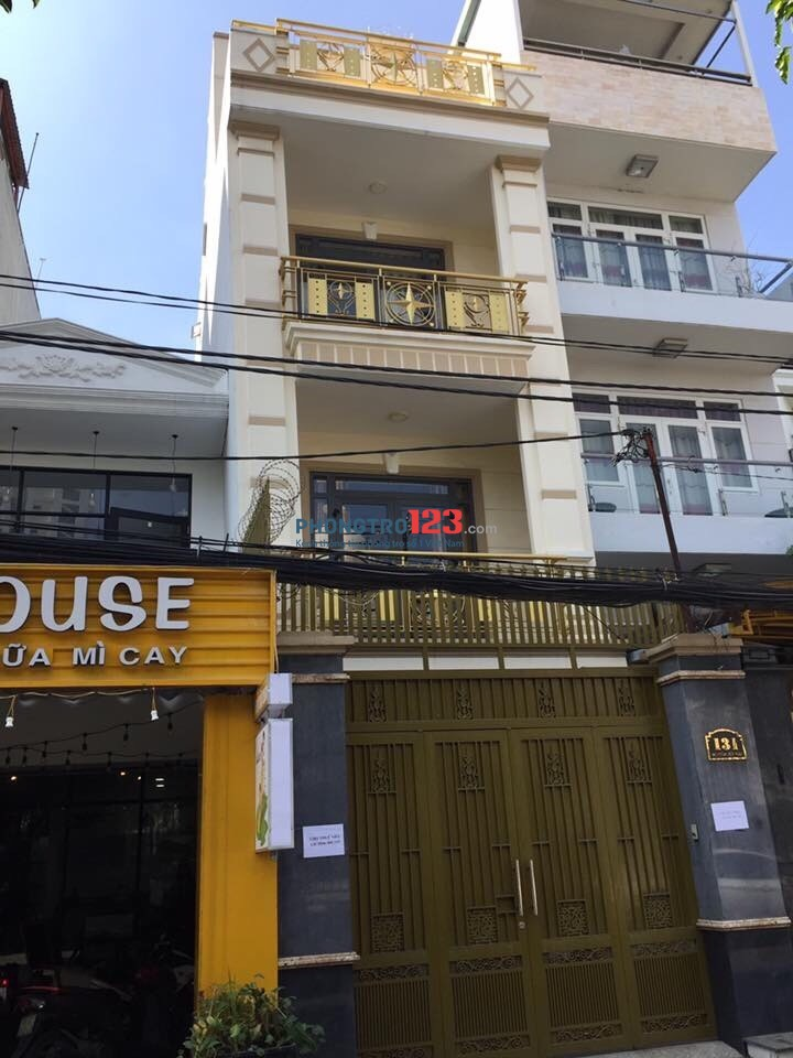 Homestay cao cấp quận Bình Thạnh, giá rẻ bất ngờ 1.3 triệu trọn hết chi phí